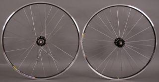 High Flange Hubs Mavic Open Pro Rims Track Bike Wheels Wheelset