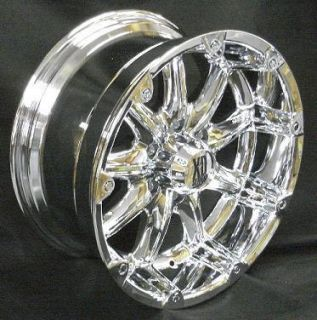 20 x 9 Wheel s XD Badlands 6 Lug 8 Lug Ford Chevy