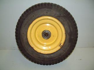 318 Lawn & Garden Tractor Front Wheel Rim & Tire 16x6.50 8 316 Metric