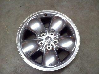 RAM 1500 20 Chrome Clad Aluminum Alloy Wheel Rim Factory 2167