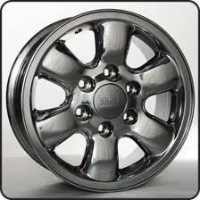 Toyota Tacoma TRD Tundra 4Runner Factory Chrome Rim Wheel Stock