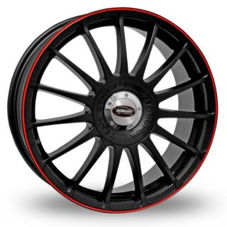 15 VW Fox Team Dynamics Monza RS Alloy Wheels Only