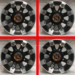 15 Rims Wheels for 2008 2013 Kawasaki teryx 750 IRS Type 393 MBML
