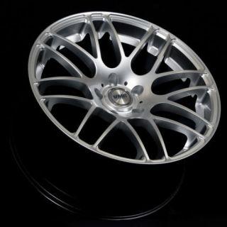 VMR 19 inch V718 Wheels Hyper Silver BMW 3 Series E46 330i 330CI 325i
