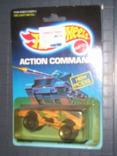 Hot Wheels Action Command Sting Rod 5025