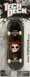 Tech Deck Checklane Garrett Hill Zero Fingerboard Skateboard New