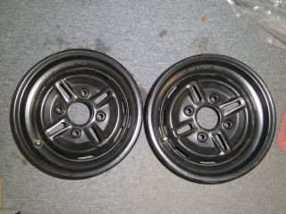 Yamaha Big Bear 400 Front Rims 12x6