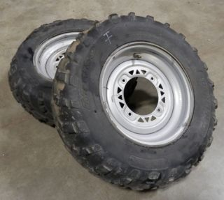 Polaris Magnum 330 Front Wheels Tires Xplorer Xpedition Sportsman ATV