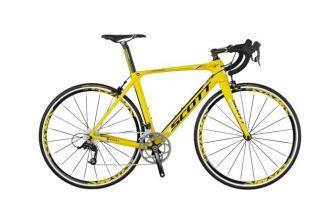 Scott Foil 30 Carbon Road Bike SRAM Rival Mavic Cosmics Elites Medium