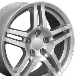 17 Silver TL Wheels Rims Fit Acura CL RL RSX MDX TSX