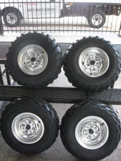 New Take Off Wheels Tires Honda Rubicon Rincon Foreman 450 500 650 680