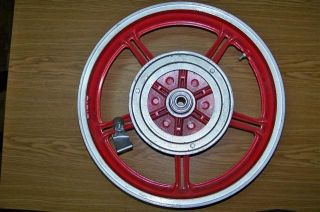 Moto Guzzi V65 Wheel Rim Rear