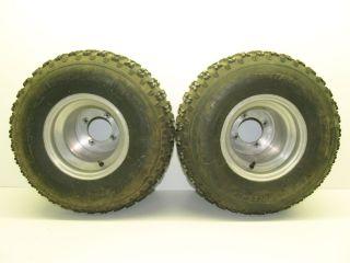 Cannondale 440 Speed Moto Blaze Cannibal Rear Wheels Rims Tires