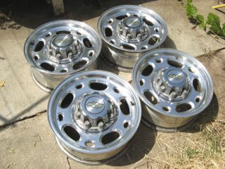 16 Chevy 2500 HD Truck Wheels Rims Silverado 2500HD 8 Lug