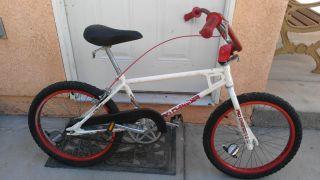 Old School Huffy BMX Bike Pro Thunder 3 III Alloy Rims