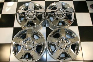 Avalanche Suburban Tahoe 18 Wheels Rims 5415 Set of 4