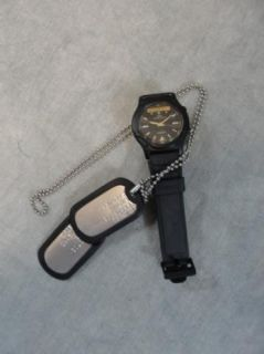 SGU Stargate Col David Telford Lou Diamond Phillips Screen Worn Watch