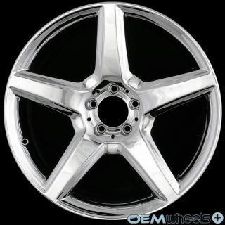 19 Chrome Sport Wheels Fits Mercedes Benz AMG S400 S550 S600 S63 S65
