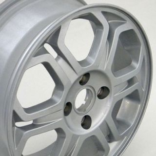 16 Wheels Rims Fit Ford® Focus 3704 Silver 16 x 6 Set