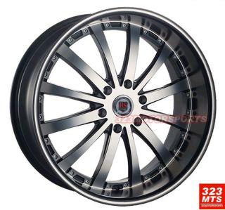 22 Redsport RSW77B Wheels Rims Tahoe Escalade Silverado Wheels