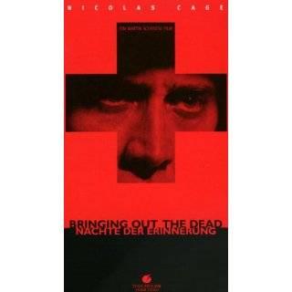 Bringing Out the Dead   Nächte der Erinnerung [VHS] Nicolas Cage