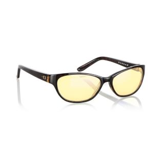 Gunnar Optiks Joule Tortoise Computer Glasses (TortoiseStyle ModernModel JOU 02301Material High tensile steelFrame Aluminum magnesiumLens Amber, anti glare lensDimensions Lens 56 mm, bridge 16 mm, arms 135 mmAll measurements are approximate and may