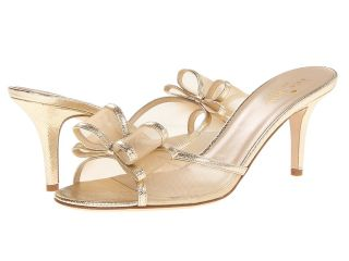 Kate Spade New York Michaela High Heels (Gold)