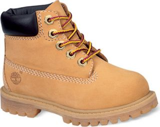 Infants/Toddlers Timberland 6 Premium Waterproof Boot   Wheat Nubuck Boots