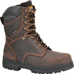 Carolina Mens 8 Inch Waterproof Insulated Work Boot Gaucho Boots   CA3034