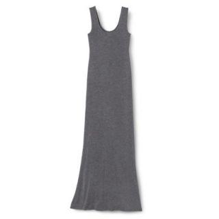 Merona Petites Sleeveless Maxi Dress   Gray XLP
