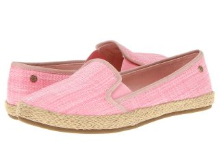 Bass Aline Womens Slip on Shoes (Pink)