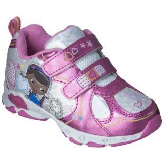 Toddler Girls Doc McStuffins Sneakers   Pink 12