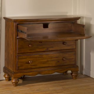 Hillsdale Hamptons 3 Drawer Media Chest 1763 790