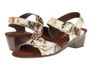 Helle Comfort Fay Womens Sandals (Bronze)