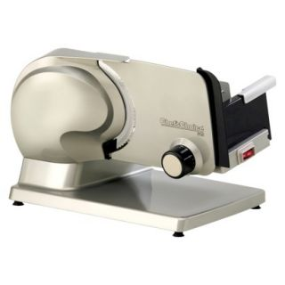 CHEFS CHOICE Metalic Gold/Gray Premium Electric Food Slicer