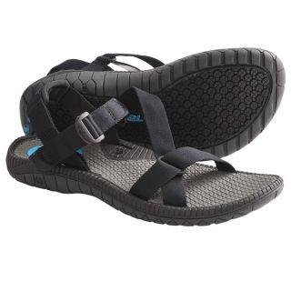 b0d933947c ... Teva Bomber Sport Sandals (For Men) BLACK (11 ) ...