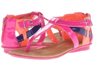 Kenneth Cole Reaction Kids Keep Heart Girls Shoes (Pink)