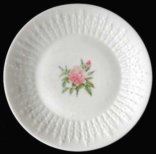 Hutschenreuther Rosita Bread & Butter Plate, Fine China Dinnerware   Excellenz S