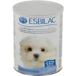 Esbilac Powder Puppy Milk Replacer and Dog Food Supplement