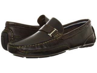 Clarks Circuit Alonso Mens Slip on Shoes (Brown)