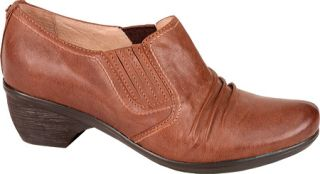 Womens Blondo Floretta   Honey Brown Blanche Neige Leather Casual Shoes