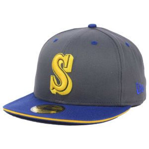 Seattle Mariners New Era MLB Opening Day 59FIFTY Cap