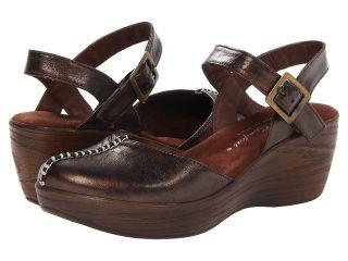 Helle Comfort Geneva Womens Shoes (Bronze)