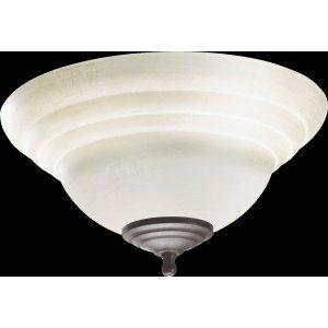 Quorum International QIN 1228 801 Universal Linen Tri Bmp CFL Light Kit