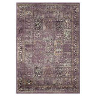 Safavieh Vintage Purple / Fuchsia Rug VTG127 880 5 / VTG127 880 8 Rug Size: 6