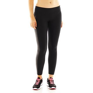 Xersion Matte Leggings   Talls, Black, Womens