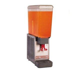 Grindmaster   Cecilware Cold Beverage Dispenser, Single 5.4 Gal Capacity, Unibody