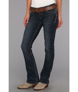 UNIONBAY Natalie Denim Boot Fit Jean in Antigua Womens Jeans (Neutral)