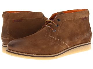 Wolverine Julian Crepe Chukka Mens Boots (Taupe)