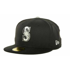 Seattle Mariners New Era MLB Triple Crown 59FIFTY Cap